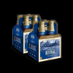 Promo: 2 x Cerveza Austral 4 Pack