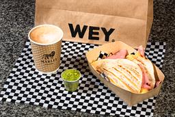 Combo desayuno Simple WEY