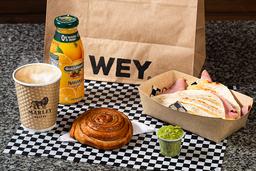 Combo Desayuno Completo WEY