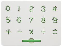 Imapad Números Tablero Magnético