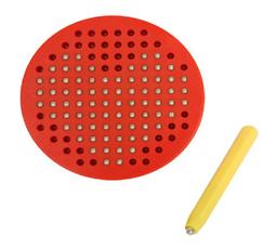 Imapad Pocket Tablero Magnético Rojo