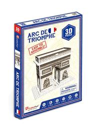 Cubicfun 3D Puzzle Arc De Triomphe 13 Piezas