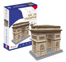 Cubicfun 3D Puzzle Arc De Triomphe 56 Piezas