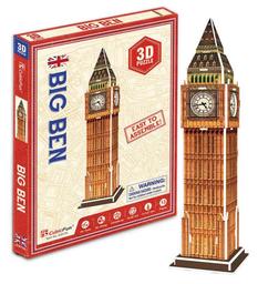 Cubicfun 3D Puzzle Big Ben 13 Piezas