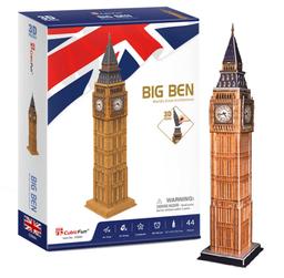 Cubicfun 3D Puzzle Big Ben 44 Piezas