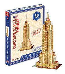 Cubicfun 3D Puzzle Empire State Building 24 Piezas