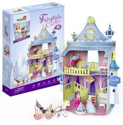 Cubicfun 3D Puzzle Fairytale Castle 81 Pieces P809H
