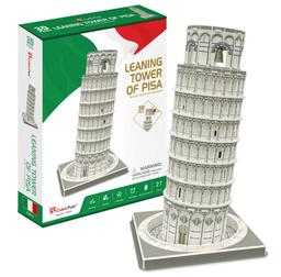 Cubicfun 3D Puzzle Leaning Tower Of Pisa 27 Piezas