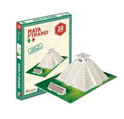 Cubicfun 3D Puzzle Maya Pyramid 19 Piezas