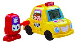 Vtech Taxi Alfabeto