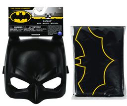 Dc Batman Role Play Máscara Y Capa 6055935