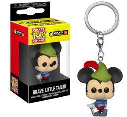 Funko Keychain Brave Little Tailor Disney