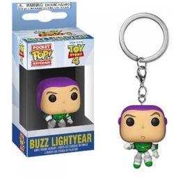 Funko Keychain Buzz Lightyear Ts4