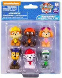 Paw Patrol 6 Mini Figuras 6033274