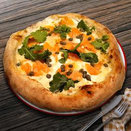 Pizza Salmón