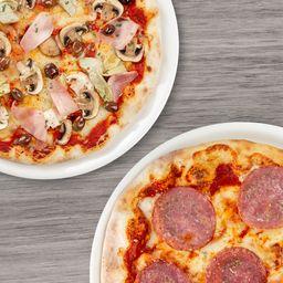 Pizza para 2
