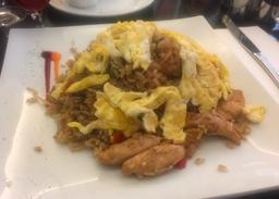 Chaufa de Pollo