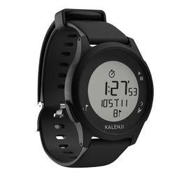 Reloj Cronometro De Running Atw100 S Negro