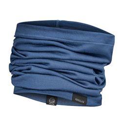 Cuello De Trekking Multiposición Trek 500 Lana Merina Azul