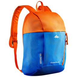 Mochila De Hiking Para Niños Arpenaz 7 Litros Niños Azul Naran