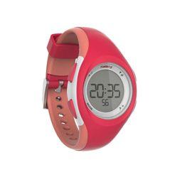 Reloj Cronometro De Running Mujer W200 S Rosa Y Coral
