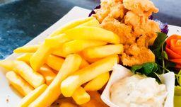 Chicharrón de Pollo: Nuggets