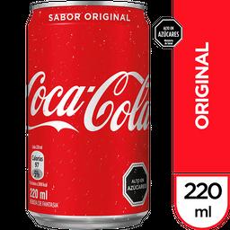 Coca Cola Lata 220 Cc