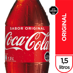 Coca Cola Pet 1.5 Lts