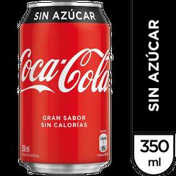 Coca Cola Zero Lata 350 Cc