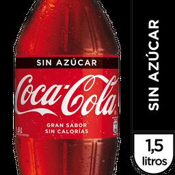 Coca Cola Zero Pet 1.5 Lts