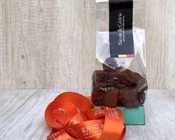 Trufas chocolate belga 70% Nicole&Cédric