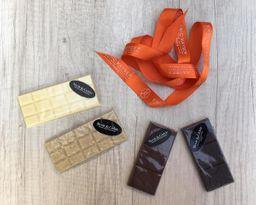 Tableta chocolate 50gr Nicole&Cédric