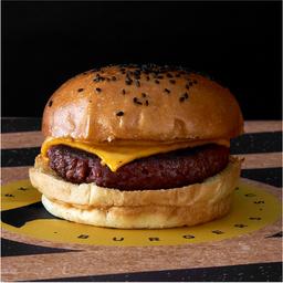 NOT FKN Cheeseburger (Vegetariana)