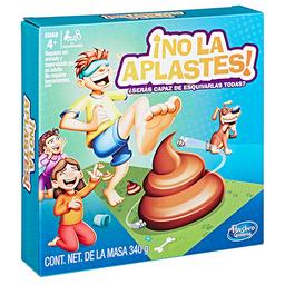 Juego No La Aplastes!
