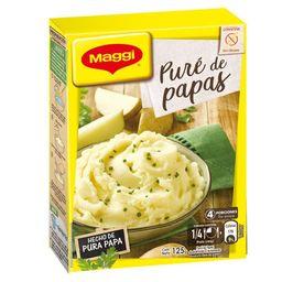 Puré de Papas Maggi 125 g