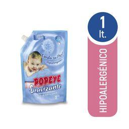 Suavizante Popeye Bebé Clásico 1 L