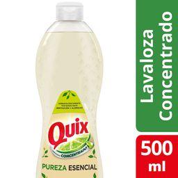 Lavalozas Quix Pureza Esencial 500 mL