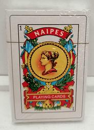 Naipe Español - Genérico