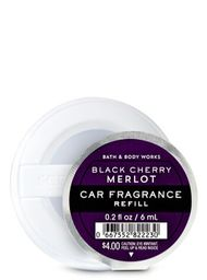 Bath & Body Works Fragancias Para El Auto Black Cherry Merlot
