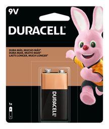 Duracell Pila Alcalina 9V