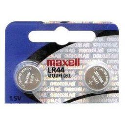 Pila Botón Lr 44. 1,5V X2 Unidades - Maxell