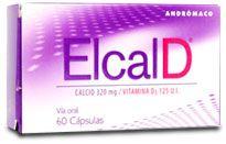 Elcal-D 320mg x 60
