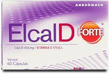 Elcal-D Forte 450 mg x 60 comprimidos