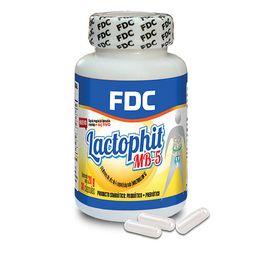 Lactophitmb-5 X30 Capsulas, Fdc