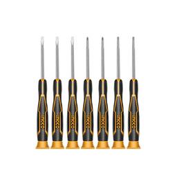 Ingco Kit Destornilladores de Precisión