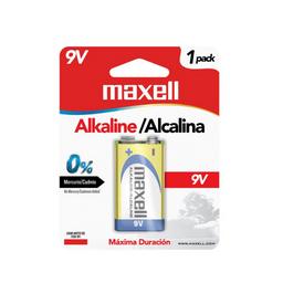 Maxell Batería 9V