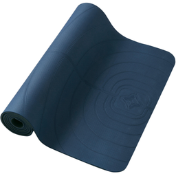 SOFT YOGA MAT LIGHT 5MM Blue