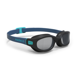 GOGGLES 100 SOFT L BLACK BLUE*
