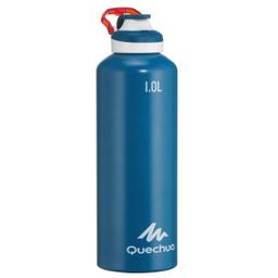 Bottle 500 alu. 1L blue