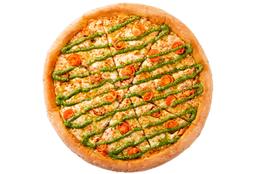 Pizza Napolitana Caprese Familiar